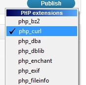 Enabling CURL in PHP (PHP.ini, WAMP, XAMPP, Ubuntu)
