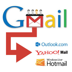 How to auto-forward specific emails in gmail